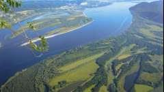 Направление течения волги. От тверской области до каспия по великой реке