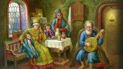 Народное творчество россии: виды, жанры, примеры