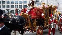 Население лондона чтит традиции