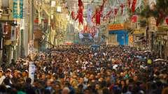 Население стамбула (турция): общее описание города