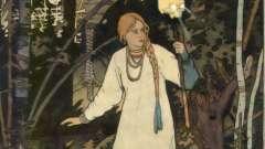 Названия русских народных сказок и их классификация