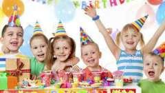 Необычное и веселое поздравление с днем рождения мальчику 4 лет