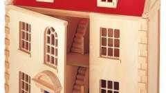 Несколько подсказок, как сделать домик для кукол своими руками