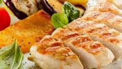 Несколько рецептов блюд из филе индейки