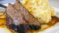 Нежная, мягкая и сочная говядина, запеченная в духовке в фольге