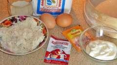 Нежное творожное тесто для пирожков: рецепты приготовления