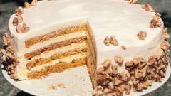 Нежный творожный крем для торта: рецепт приготовления
