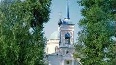 Нижегородская область и ее достопримечательности: городец