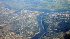 Нижний новгород, реки волга, ока и другие. Описание и значение водных артерий