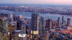 Нью-джерси (штат): города, достопримечательности, развлечения