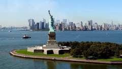 Нью-йорк... Достопримечательности, которые не забываются