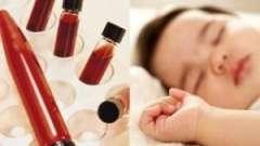 Нормы анализов крови у детей. Расшифровка и особенности сбора