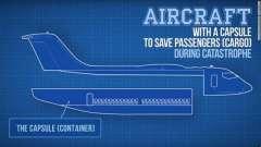 Новая разработка: самолет со съемной кабиной. Насколько это реально?