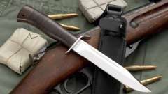 Нож разведчика - идеальный баланс красоты, мощи и полезных функций