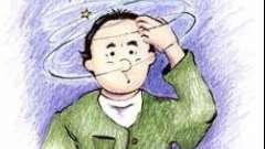 О чем свидетельствует головокружение при нормальном давлении