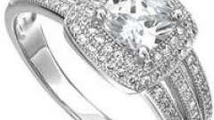 Обручальное кольцо из серебра – на счастье!
