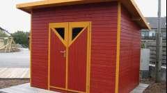 Односкатная крыша: особенности конструкции и применения