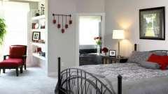 Оформление спальни для полноценного отдыха