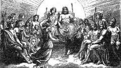 Олимпийские боги. Кому поклонялись в древней греции?