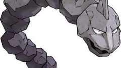 Оникс(покемон): что за персонаж, какова его роль в аниме, в кого эволюционирует оникс