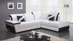 Оптимальный размер углового дивана для гостиной. Размер спального места углового дивана