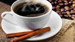 Оригинальный рецепт кофе с корицей