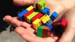 Оружие для лего-человечков – занимательная игрушка для детей