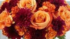 Осенний букет: прощальный вальс цветов