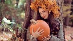 Осенняя фотосессия: идеи для девушки. Как оставить память об уходящей осени?