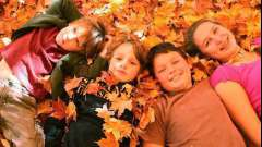 Осенняя фотосессия с ребенком: идеи на природе и в студии