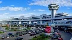 Основные аэропорты белоруссии