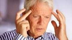 Основные признаки инсульта у мужчин