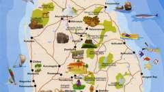 Остров шри-ланка: описание, достопримечательности, города