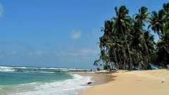 Остров шри-ланка: погода по месяцам и климат. Описание природы острова и отзывы туристов