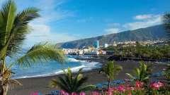 Остров тенерифе в сентябре и не только: климат, погода и отзывы об отдыхе