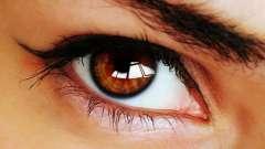 От чего зависит, каких цветов бывают глаза