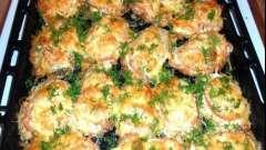 Отбивные по-французски - изысканное блюдо для настоящих гурманов