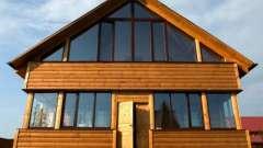 Отделка деревянного дома – сочетание практичности, долговечности и красоты