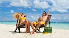 Отдых в декабре: из зимы на летние курорты