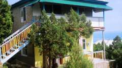 Отдых в новороссийске - широкая балка. Частный сектор - основные тонкости жилья на море