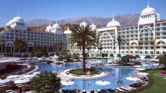 Отель alan xafira deluxe resort & spa 5*, турция, аланья: обзор, описание, характеристики и отзывы туристов