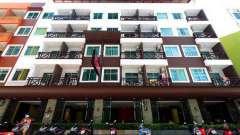 Отель at home boutique hotel 3* (пхукет, таиланд): описание и фото