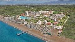 Отель belek soho beach club: рай на земле