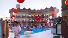 Отель himeros beach hotel 3*(кемер): обзор, описание, характеристики и отзывы