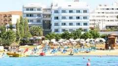 Отель iliada beach hotel 4* (протарас, кипр): фото и отзывы туристов