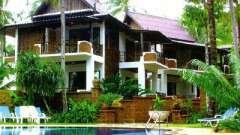 Отель koh chang cliff beach resort: фото, описание и отзывы путешественников