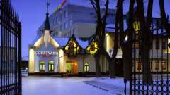 """Отель """"марриотт"""" (нижний новгород): адрес, фото и отзывы"""