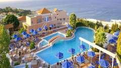 Отель mitsis rodos village resort 5*