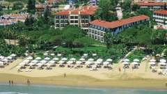 Отель oasis beach club 4 hv: описание и отзывы