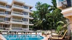 Отель ocean palms 4* (индия, гоа): обзор, описание, номера и отзывы